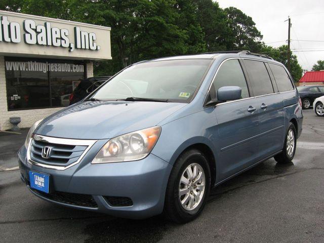 2010 Honda Odyssey EX-L Richmond, Virginia 1