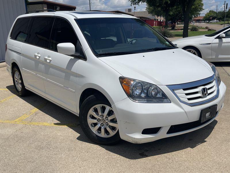 2010 Honda Odyssey 3.5L V6 EX-L LEATHER/BUCKET SEATS/ HTD SEATS/SNRF in Rowlett, Texas