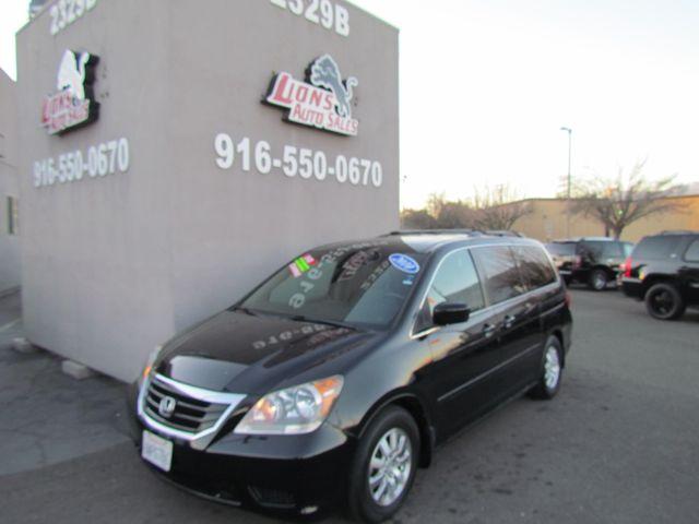 2010 Honda Odyssey EX-L in Sacramento, CA 95825