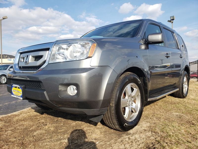 2010 Honda Pilot Ex L Champaign Illinois The Auto Mall Of 61822