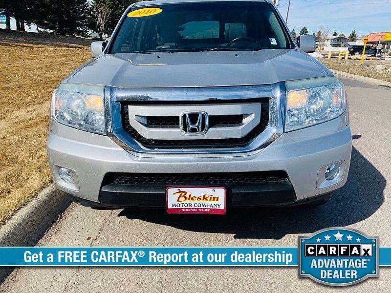 2010 Honda Pilot 4d SUV FWD EX-L  city MT  Bleskin Motor Company   in Great Falls, MT