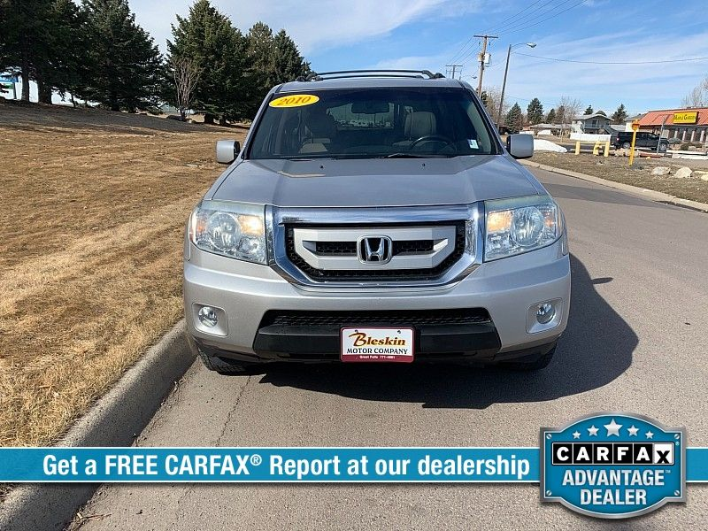 2010 Honda Pilot 4d SUV FWD EX-L  city MT  Bleskin Motor Company   in Great Falls, MT