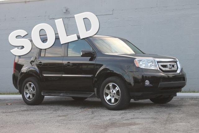 2010 Honda Pilot Touring Hollywood, Florida