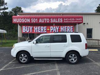 2010 Honda Pilot EX-L | Myrtle Beach, South Carolina | Hudson Auto Sales in Myrtle Beach South Carolina