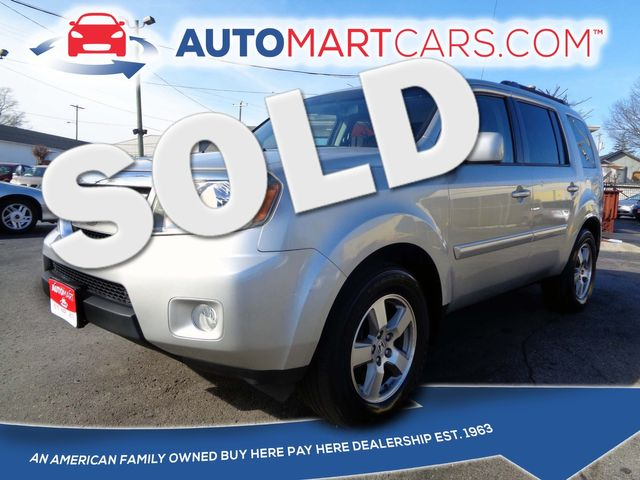 2010 Honda Pilot EX-L | Nashville, Tennessee | Auto Mart Used Cars Inc. in Nashville Tennessee