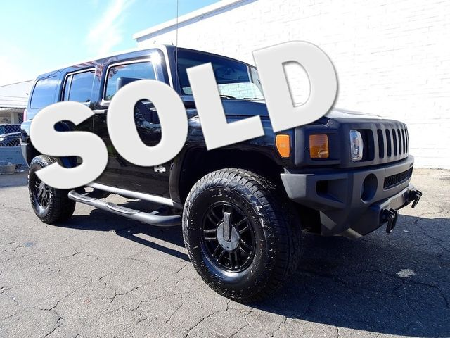2010 Hummer H3 SUV Adventure Madison, NC 0