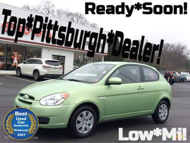 2010 Hyundai Accent 3-Door GS in Bentleyville, Pennsylvania 15314