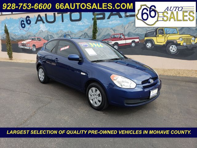 2010 Hyundai Accent 3-Door GS