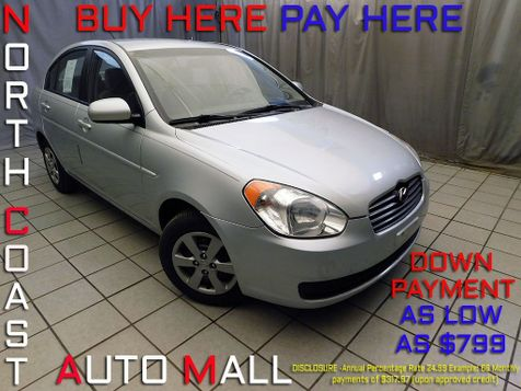 2010 Hyundai Accent 4-Door GLS in Cleveland, Ohio