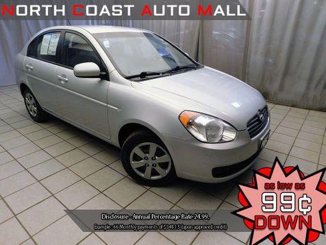 2010 Hyundai Accent 4-Door GLS in Cleveland, Ohio