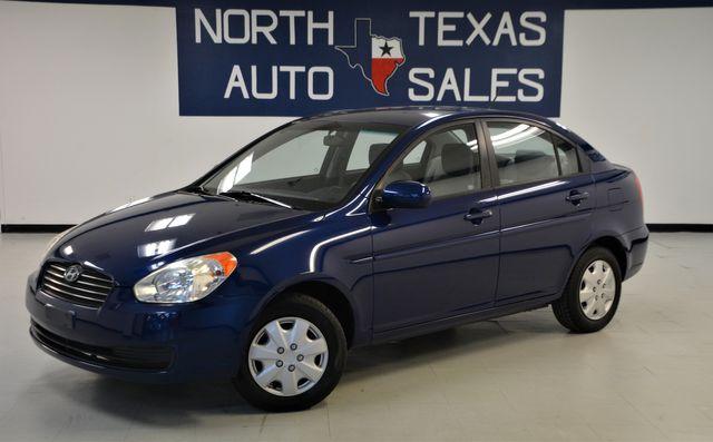 2010 Hyundai Accent 4-Door GLS in Dallas, TX 75247