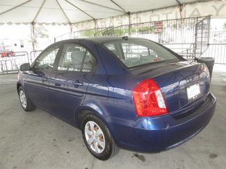2010 Hyundai Accent 4-Door GLS Gardena, California 1