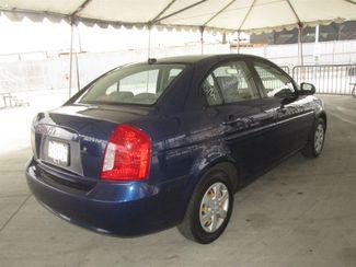 2010 Hyundai Accent 4-Door GLS Gardena, California 2