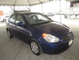 2010 Hyundai Accent 4-Door GLS Gardena, California 3