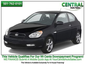 2010 Hyundai Accent 4-Door GLS | Hot Springs, AR | Central Auto Sales in Hot Springs AR