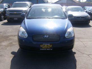 2010 Hyundai Accent 4-Door GLS Los Angeles, CA 1