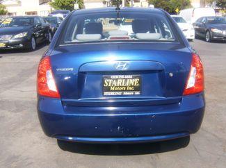2010 Hyundai Accent 4-Door GLS Los Angeles, CA 9