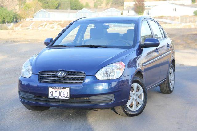 2010 Hyundai Accent 4-Door GLS Santa Clarita, CA 4
