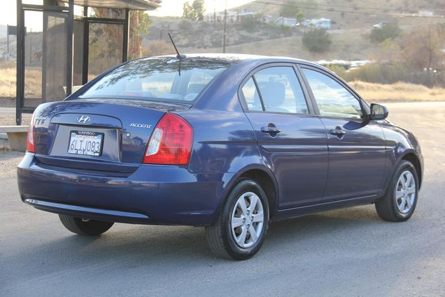 2010 Hyundai Accent 4-Door GLS Santa Clarita, CA 6