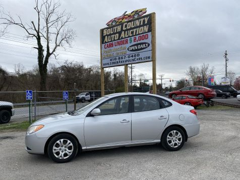 2010 Hyundai Elantra Blue in Harwood, MD