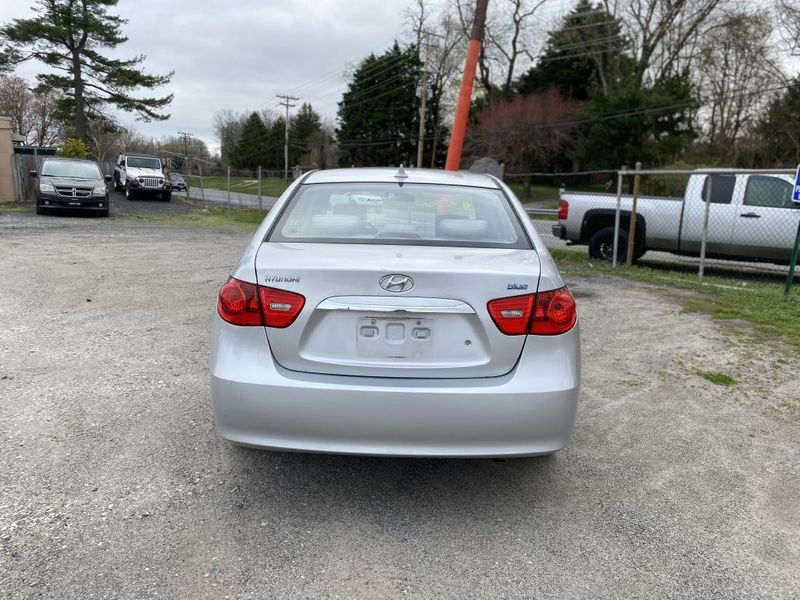2010 Hyundai Elantra Blue  city MD  South County Public Auto Auction  in Harwood, MD