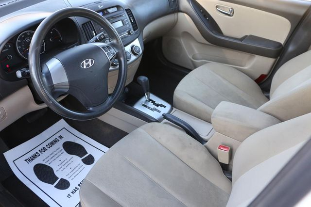 2010 Hyundai Elantra GLS PZEV Santa Clarita, CA 8