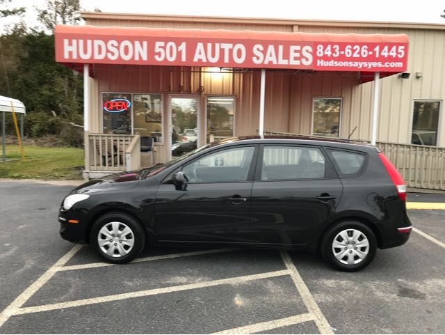 2010 Hyundai Elantra Touring in Myrtle Beach South Carolina