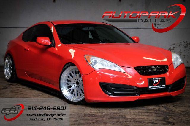 2010 Hyundai Genesis Coupe w/ Many Upgrades