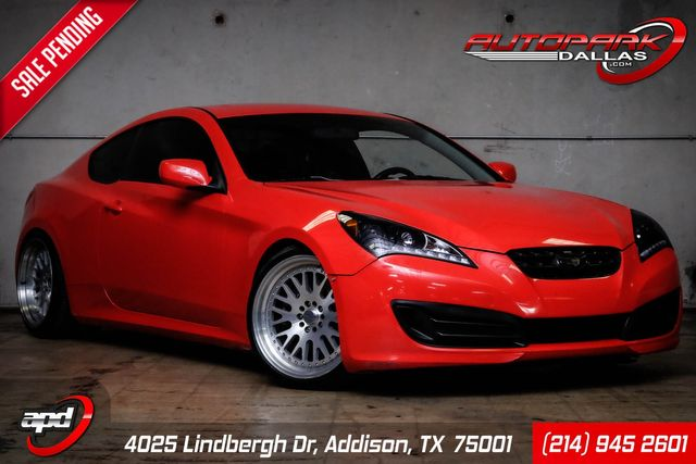 2010 Hyundai Genesis Coupe w/ Many Upgrades in Addison, TX 75001