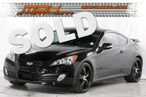 2010 Hyundai Genesis Coupe Track - Manual - Brembo - Leather - Dual Subs in Los Angeles