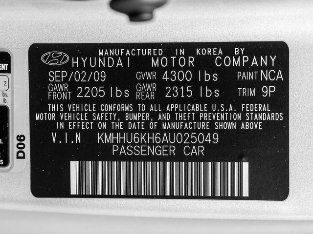 2010 Hyundai Genesis Coupe Burbank, CA 22