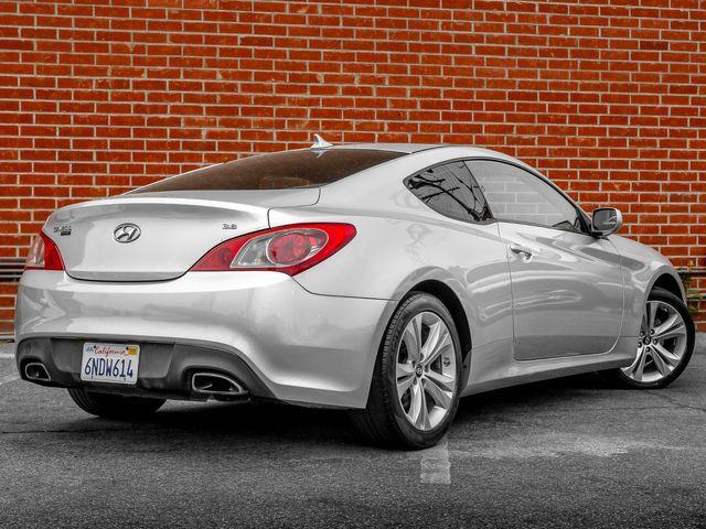 2010 Hyundai Genesis Coupe Burbank, CA 6