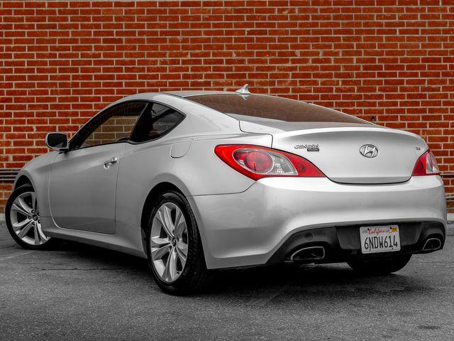 2010 Hyundai Genesis Coupe Burbank, CA 7