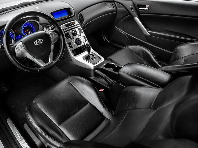 2010 Hyundai Genesis Coupe Burbank, CA 9