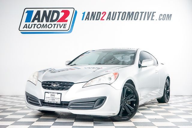 2010 Hyundai Genesis Coupe in Dallas TX