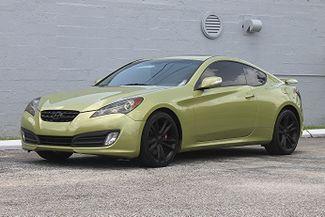 2010 Hyundai Genesis Coupe Track Hollywood, Florida 10