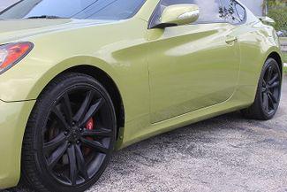 2010 Hyundai Genesis Coupe Track Hollywood, Florida 11