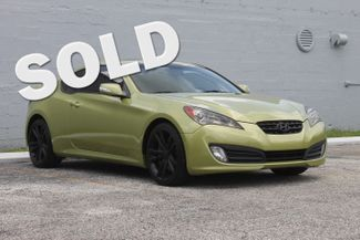 2010 Hyundai Genesis Coupe Track Hollywood, Florida