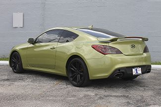 2010 Hyundai Genesis Coupe Track Hollywood, Florida 7
