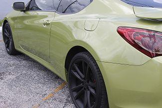 2010 Hyundai Genesis Coupe Track Hollywood, Florida 8