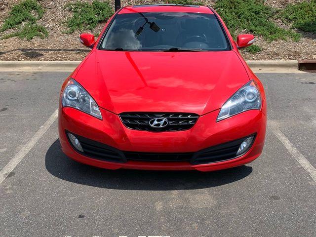 2010 Hyundai Genesis Coupe Track w/Nav