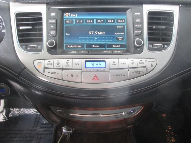 2010 Hyundai Genesis Gardena, California 6