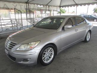 2010 Hyundai Genesis Gardena, California