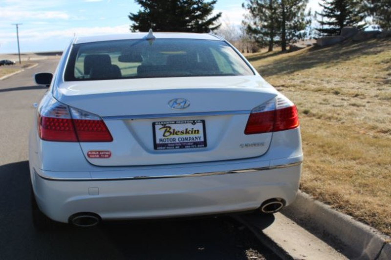 2010 Hyundai Genesis 38L  city MT  Bleskin Motor Company   in Great Falls, MT