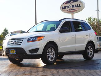2010 Hyundai Santa Fe GLS | Champaign, Illinois | The Auto Mall of Champaign in Champaign Illinois