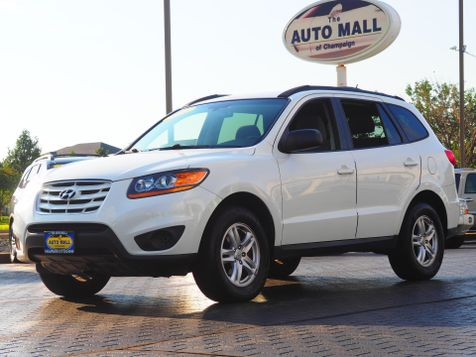 2010 Hyundai Santa Fe GLS | Champaign, Illinois | The Auto Mall Of  Champaign In ...