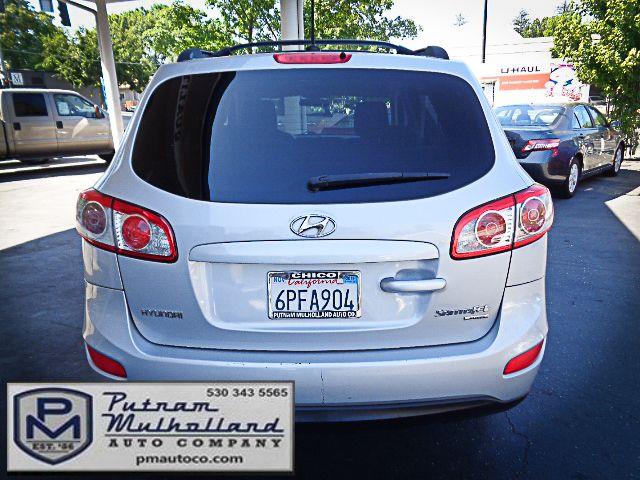 2010 Hyundai Santa Fe GLS Chico, CA 6