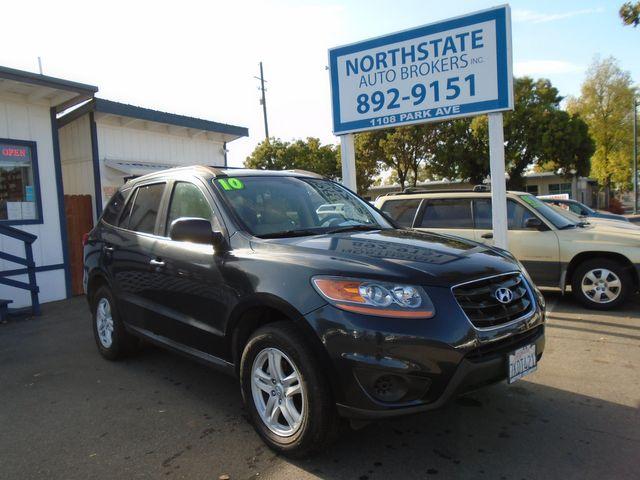 2010 Hyundai Santa Fe GLS in Chico, CA 95928