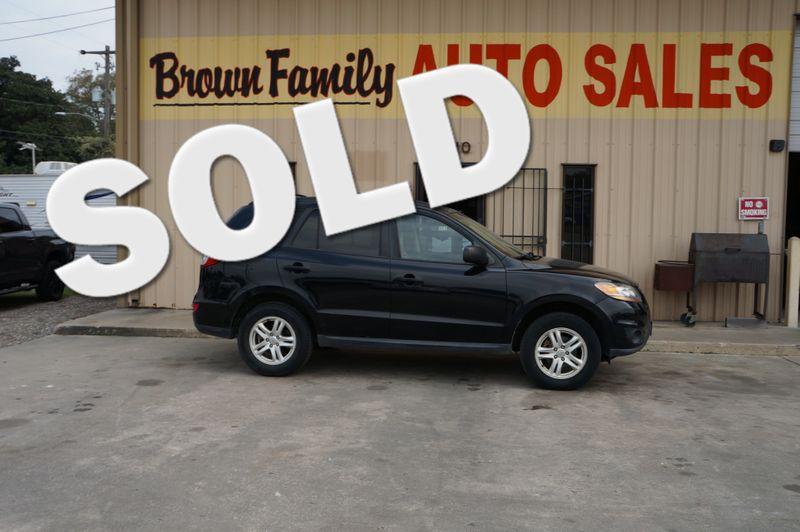 2010 Hyundai Santa Fe GLS | Houston, TX | Brown Family Auto Sales in Houston TX