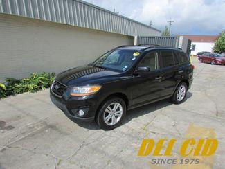 2010 Hyundai Santa Fe Limited in New Orleans Louisiana, 70119